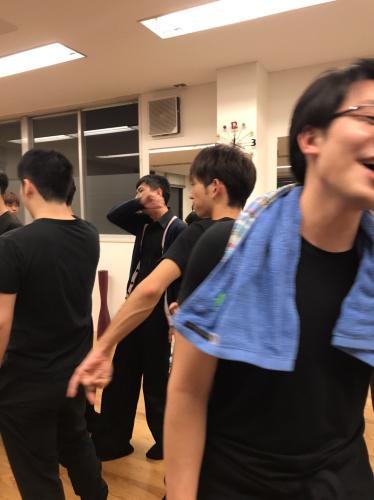 久しぶりの練習会_e0105035_02492838.jpg