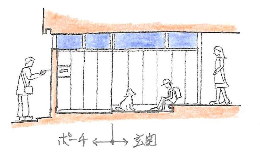 玄関の壁面収納_c0070136_11413821.jpg