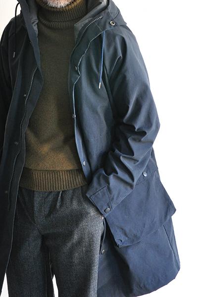 RICEMAN High Neck Knit (Olv)_d0120442_14425383.jpg