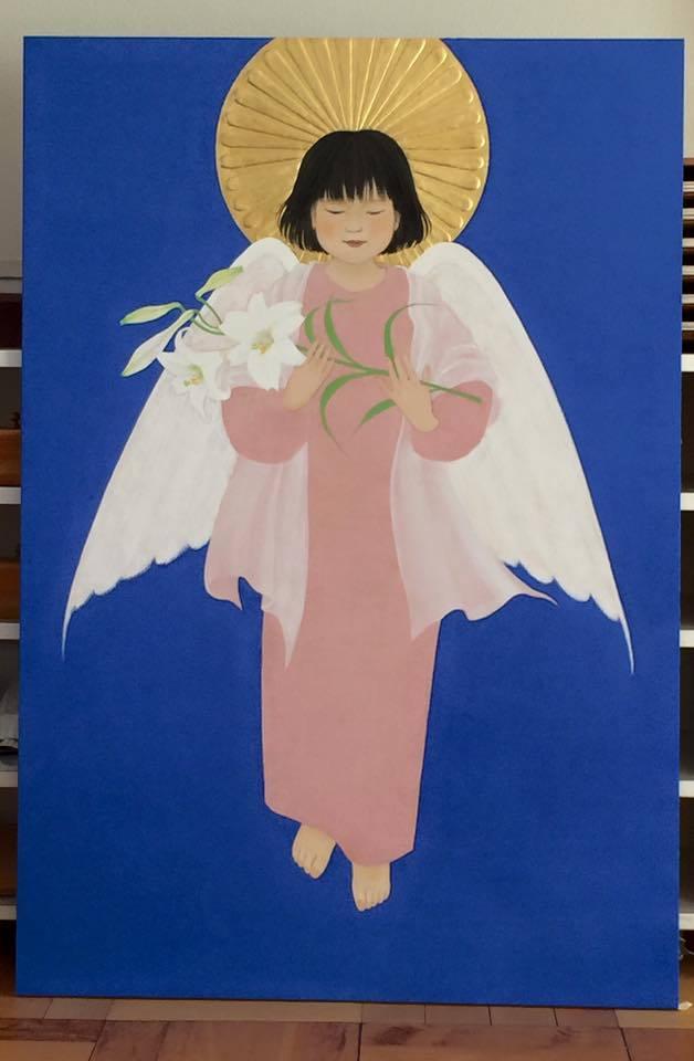 微笑みの天使_e0240147_21183174.jpg