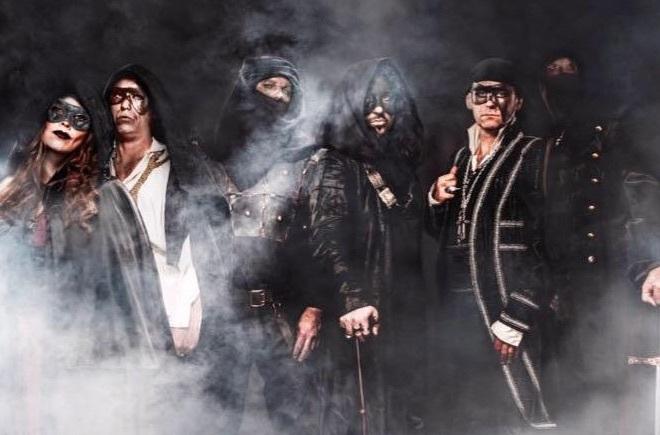 In Flames/元Firewindのメンバーのバンドがデビュー_b0233987_17400157.jpg