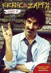 ●『SUMMER '82 : WHEN ZAPPA CAME TO SICILY』その1_d0053294_00535899.jpg
