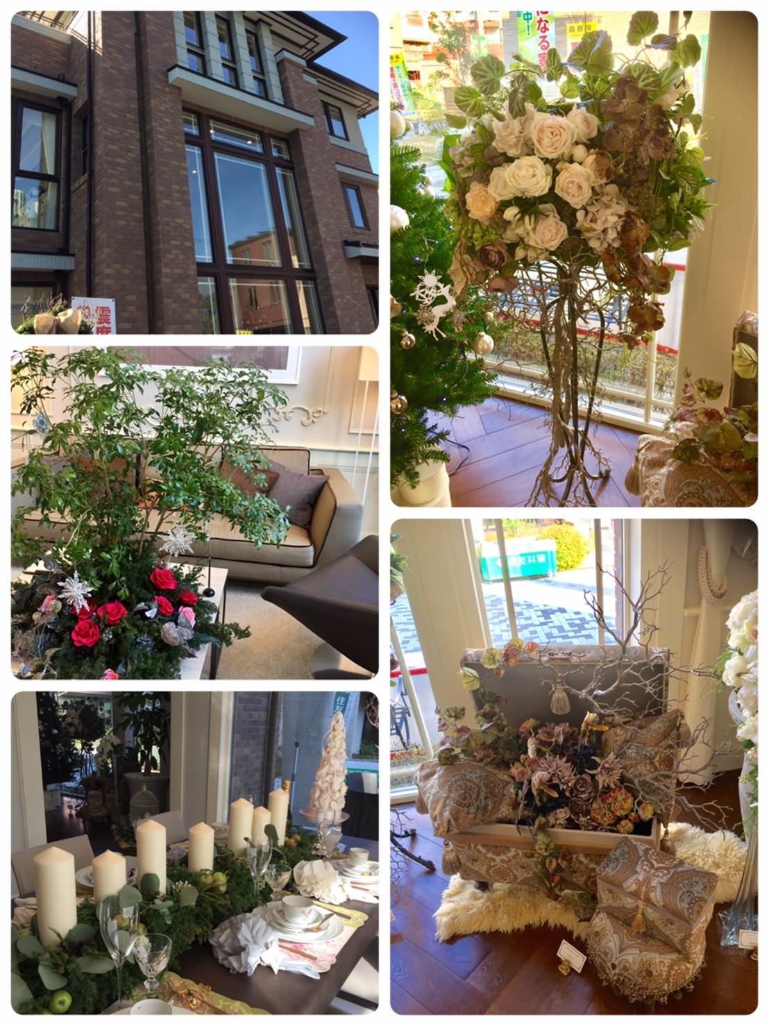 西新宿三井ホーム 展示会はじまりました。 (12/10まで)_c0156595_07564429.jpg
