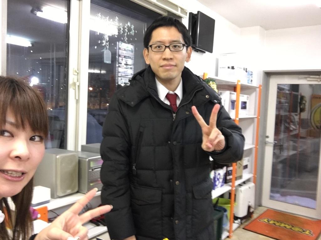 12月9日(土)☆TOMMYアウトレット☆あゆブログ(*^^)v カローラアクシオY様納車♪N-BOX+ M様ご成約♪_b0127002_17173399.jpg