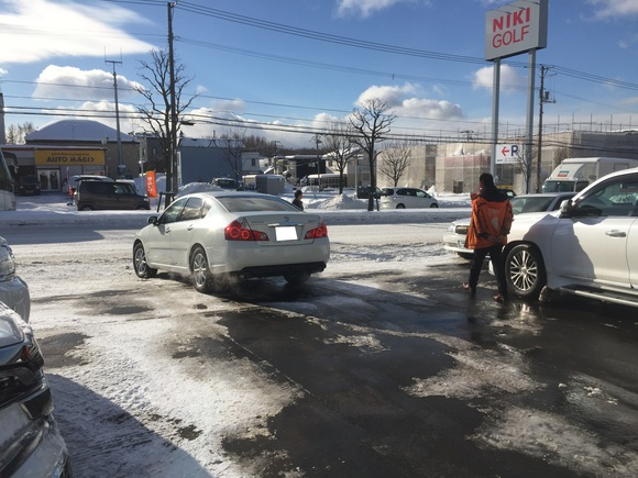 12月9日 土曜日のひとログ(´▽`) 本日Tさまフーガ納車致しました★TOMMY_b0127002_17213343.jpg