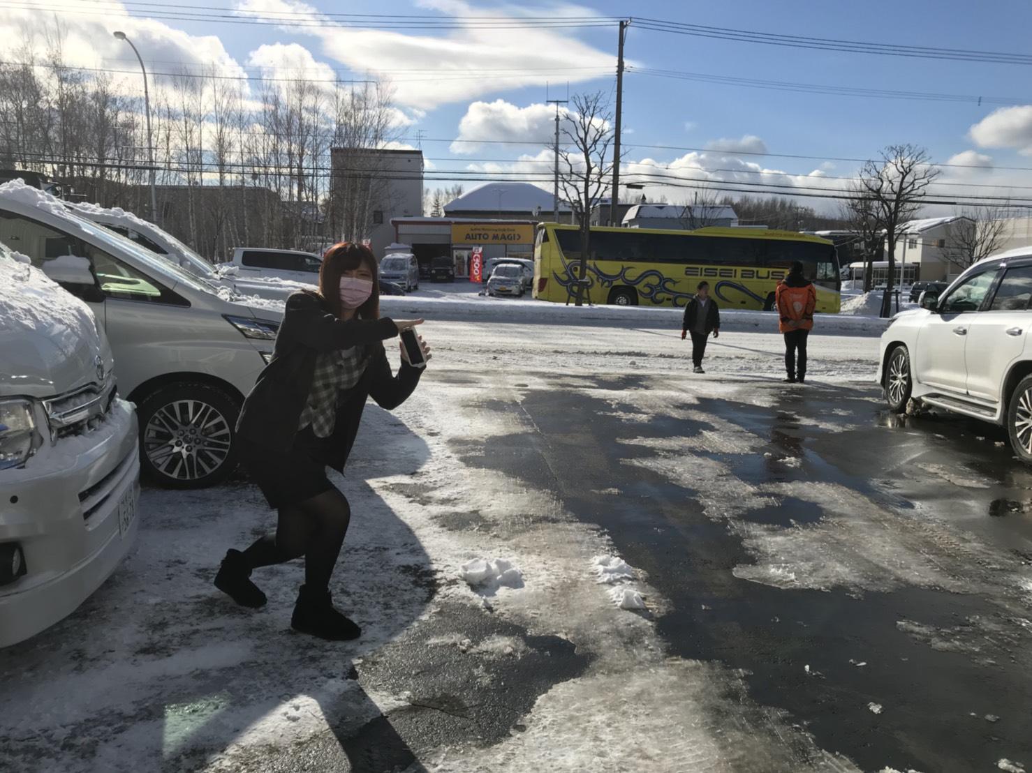 12月9日 土曜日のひとログ(´▽`) 本日Tさまフーガ納車致しました★TOMMY_b0127002_17243742.jpg