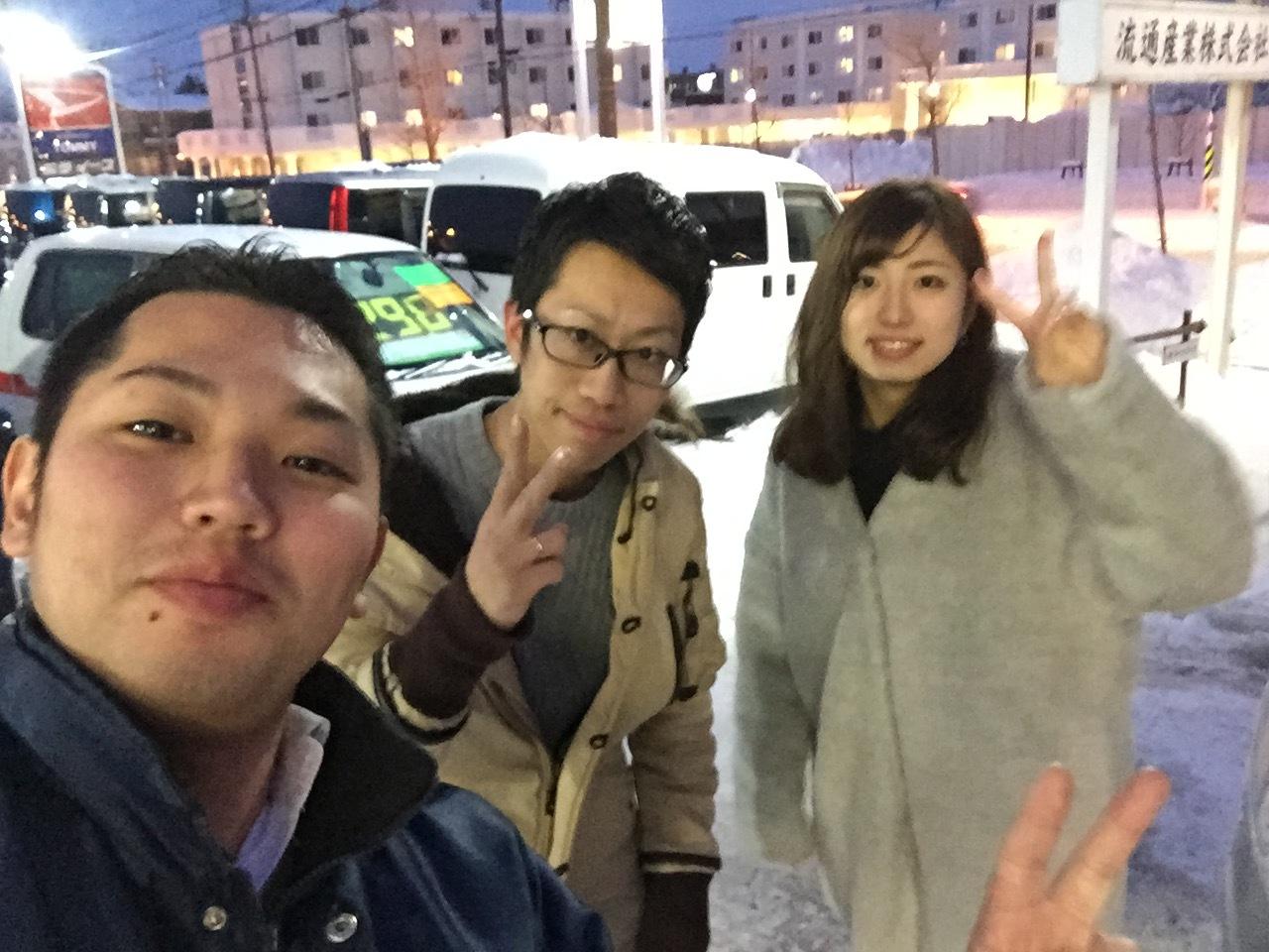 12月9日(土)☆TOMMYアウトレット☆あゆブログ(*^^)v カローラアクシオY様納車♪N-BOX+ M様ご成約♪_b0127002_17251734.jpg