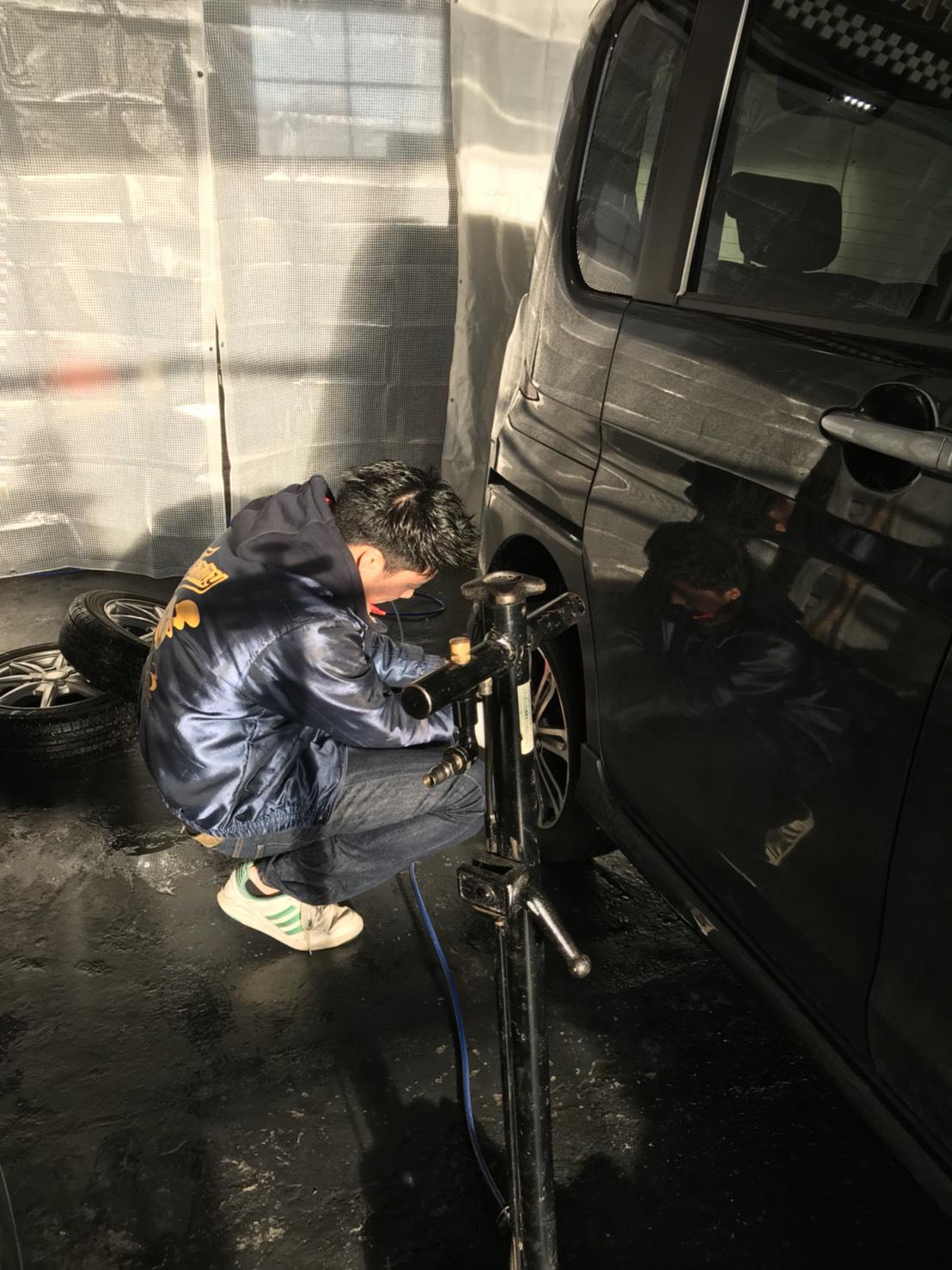 12月9日 土曜日のひとログ(´▽`) 本日Tさまフーガ納車致しました★TOMMY_b0127002_1754228.jpg