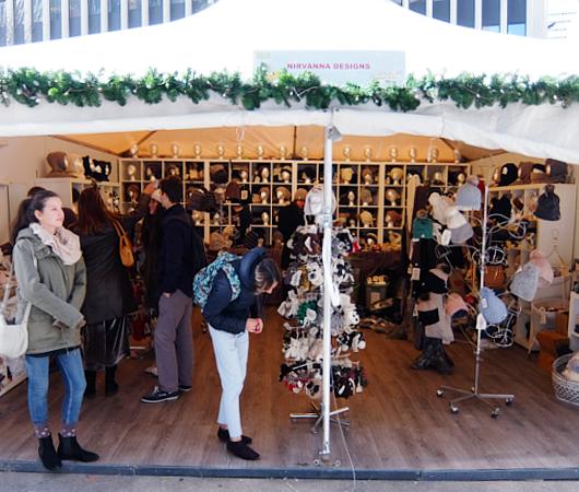 今年誕生したNYの新しいホリデー・マーケットの1つ、Garment District Holiday Market_b0007805_21533732.jpg