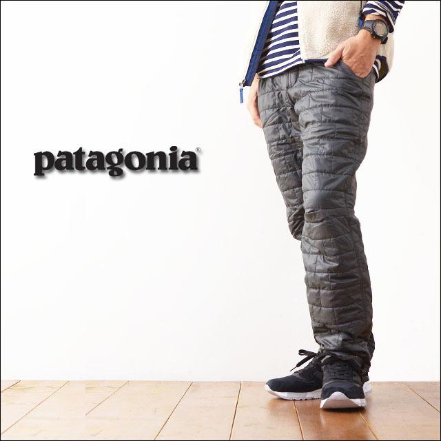 patagonia [パタゴニア正規代理店] M\'s Nano Puff Pants [82140] メンズ・ナノ・パフ・パンツ MEN\'S_f0051306_20575312.jpg