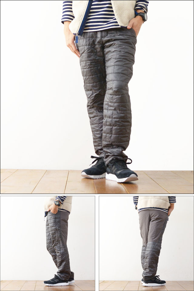 patagonia [パタゴニア正規代理店] M\'s Nano Puff Pants [82140] メンズ・ナノ・パフ・パンツ MEN\'S_f0051306_20575507.jpg