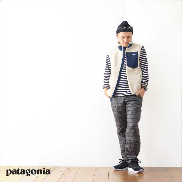 patagonia [パタゴニア正規代理店] M\'s Nano Puff Pants [82140] メンズ・ナノ・パフ・パンツ MEN\'S_f0051306_20575832.jpg