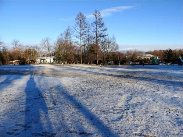積雪1cmほど、午前中・夜間路面凍結注意!!(2017年12月9日)_b0174425_09030239.jpg