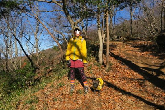 初冬の宝篋山トレッキング_e0234741_20482203.jpg