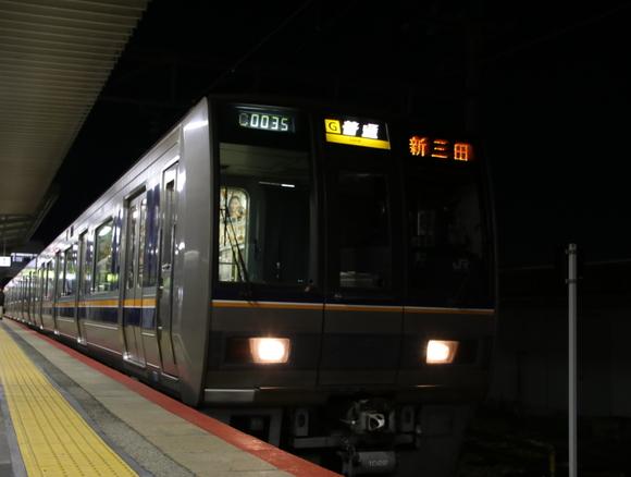 JR川西池田駅にて!_d0202264_21112065.jpg