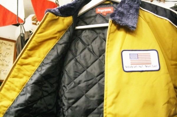 ヨーロッパ買い付け後記34 お待たせしました!恒例のアレ、出ます! 入荷SUPREME ジャケット、パンツ、キャップ、ニットキャップ_f0180307_18545819.jpg