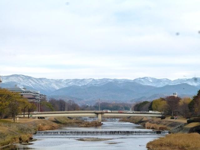 北山の初雪 snow queen / the city_e0230141_08341756.jpg
