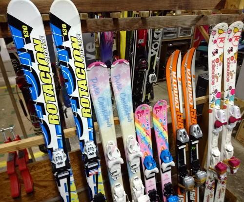 KIDSのスキーも_c0108174_21452608.jpg