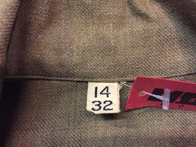 12月13日(水)大阪店ヴィンテージ入荷日!!#2 Military編Part2 Army&USMC!!AG344Transporter!!_c0078587_22144029.jpg
