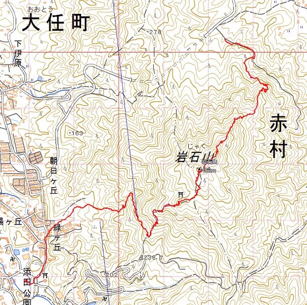 岩石山縦走_e0164643_15521354.jpg