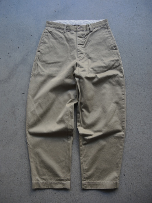 """FORTY FIVE ORIGINAL \""""STRONG CHINO\""""!!!_c0197972_17082001.jpg"""