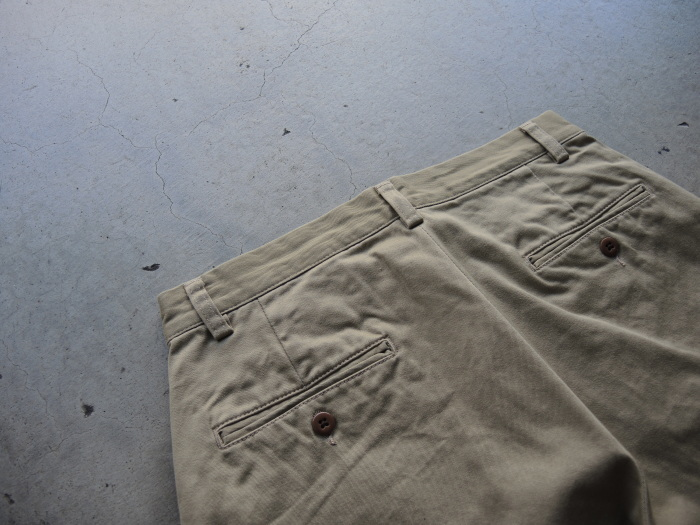 """FORTY FIVE ORIGINAL \""""STRONG CHINO\""""!!!_c0197972_17135028.jpg"""