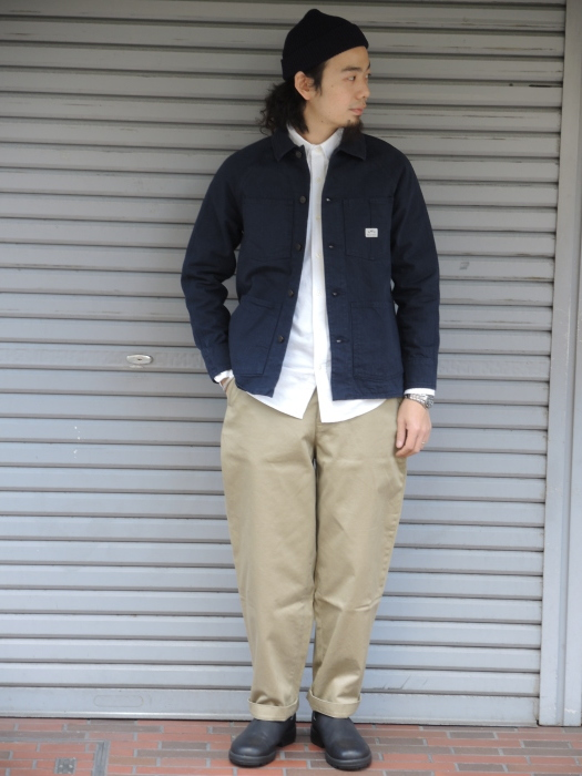 """FORTY FIVE ORIGINAL \""""STRONG CHINO\""""!!!_c0197972_17232920.jpg"""