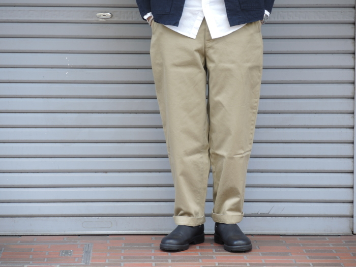 """FORTY FIVE ORIGINAL \""""STRONG CHINO\""""!!!_c0197972_17263017.jpg"""