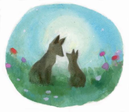 「新美南吉10冊の絵本」展、明日から始まります。_b0194880_21344358.jpg