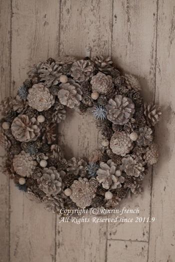 寝室にも クリスマス♪ ブランチツリーで雰囲気アップ_e0237680_09114213.jpg