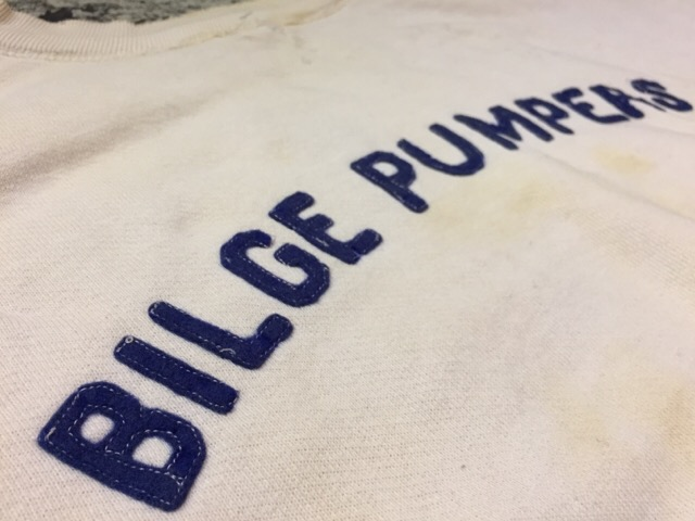 12月13日(水)大阪店ヴィンテージ入荷日!!#4 アスレチック編!!VintageSweat&Lettered Sweater!!_c0078587_1414524.jpg