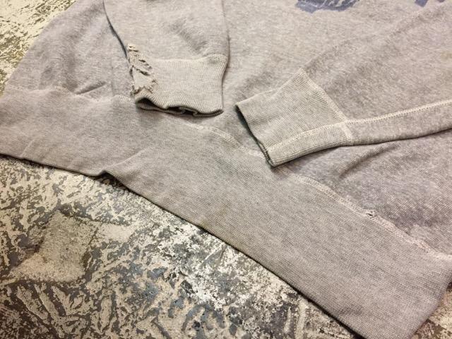 12月13日(水)大阪店ヴィンテージ入荷日!!#4 アスレチック編!!VintageSweat&Lettered Sweater!!_c0078587_14155578.jpg