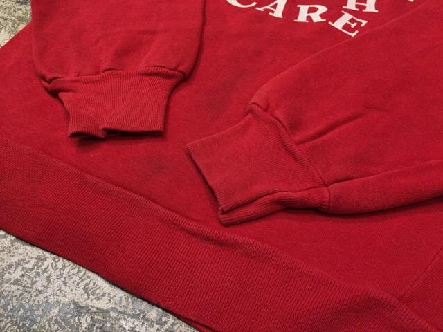 12月13日(水)大阪店ヴィンテージ入荷日!!#4 アスレチック編!!VintageSweat&Lettered Sweater!!_c0078587_16144129.jpg