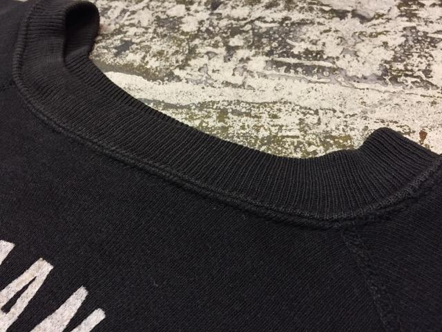 12月13日(水)大阪店ヴィンテージ入荷日!!#4 アスレチック編!!VintageSweat&Lettered Sweater!!_c0078587_1614667.jpg
