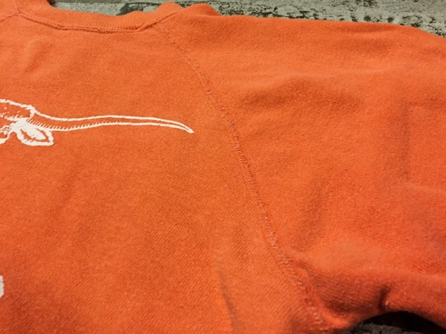 12月13日(水)大阪店ヴィンテージ入荷日!!#4 アスレチック編!!VintageSweat&Lettered Sweater!!_c0078587_16152373.jpg