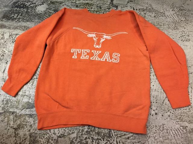 12月13日(水)大阪店ヴィンテージ入荷日!!#4 アスレチック編!!VintageSweat&Lettered Sweater!!_c0078587_161598.jpg