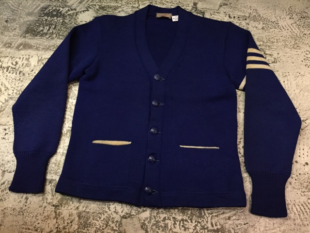 12月13日(水)大阪店ヴィンテージ入荷日!!#4 アスレチック編!!VintageSweat&Lettered Sweater!!_c0078587_16174763.jpg