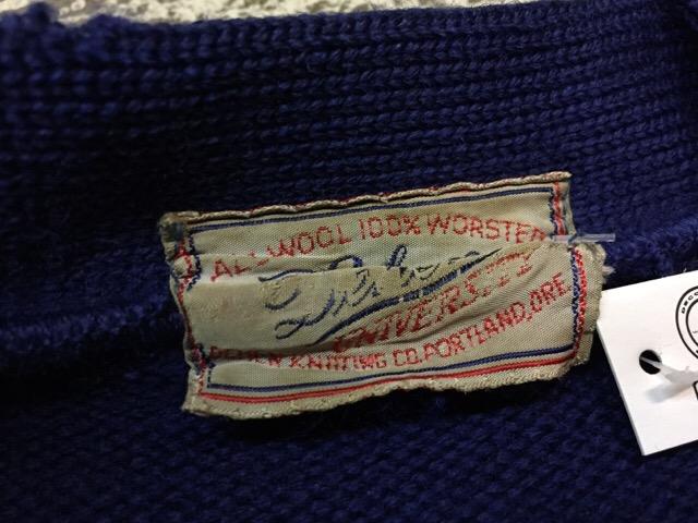 12月13日(水)大阪店ヴィンテージ入荷日!!#4 アスレチック編!!VintageSweat&Lettered Sweater!!_c0078587_1617548.jpg