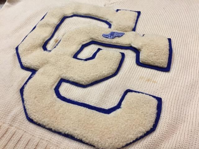 12月13日(水)大阪店ヴィンテージ入荷日!!#4 アスレチック編!!VintageSweat&Lettered Sweater!!_c0078587_16213722.jpg