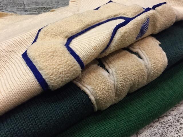 12月13日(水)大阪店ヴィンテージ入荷日!!#4 アスレチック編!!VintageSweat&Lettered Sweater!!_c0078587_1621426.jpg
