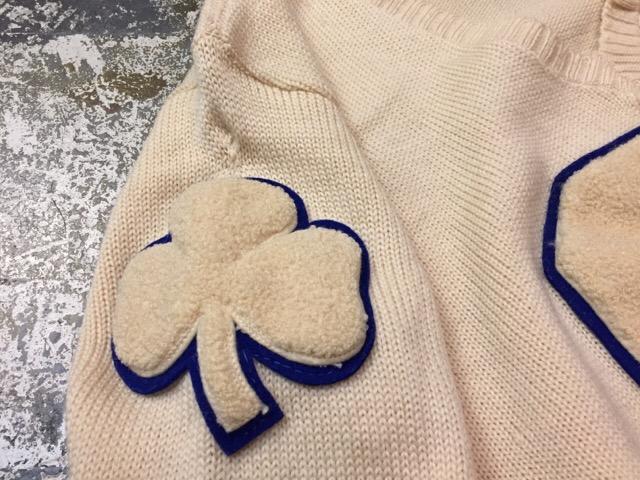 12月13日(水)大阪店ヴィンテージ入荷日!!#4 アスレチック編!!VintageSweat&Lettered Sweater!!_c0078587_16215398.jpg