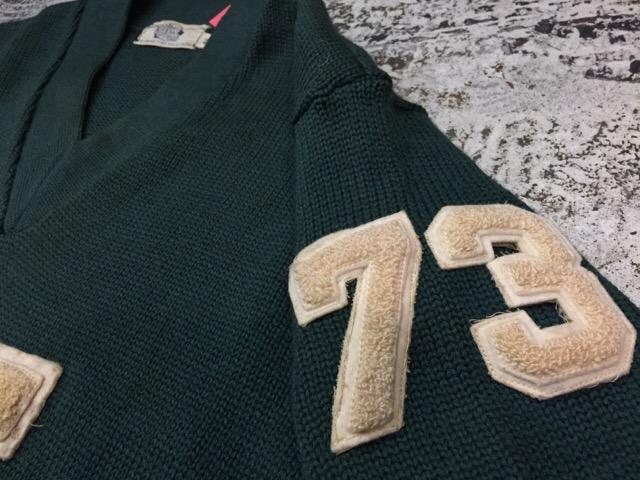 12月13日(水)大阪店ヴィンテージ入荷日!!#4 アスレチック編!!VintageSweat&Lettered Sweater!!_c0078587_1622316.jpg