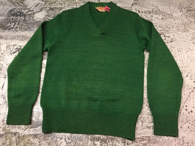 12月13日(水)大阪店ヴィンテージ入荷日!!#4 アスレチック編!!VintageSweat&Lettered Sweater!!_c0078587_16225912.jpg