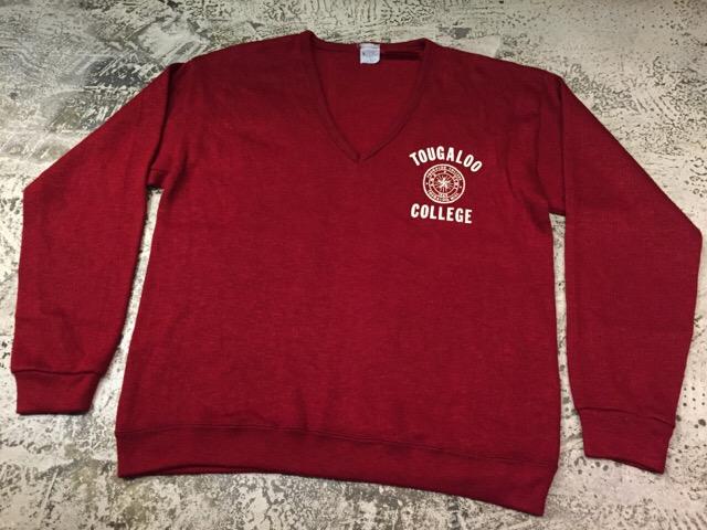 12月13日(水)大阪店ヴィンテージ入荷日!!#4 アスレチック編!!VintageSweat&Lettered Sweater!!_c0078587_21251614.jpg
