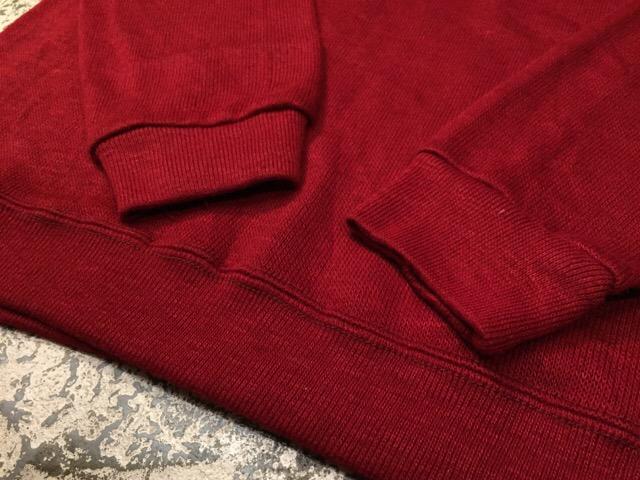 12月13日(水)大阪店ヴィンテージ入荷日!!#4 アスレチック編!!VintageSweat&Lettered Sweater!!_c0078587_21253583.jpg