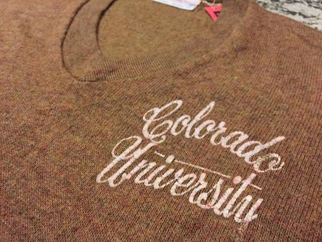 12月13日(水)大阪店ヴィンテージ入荷日!!#4 アスレチック編!!VintageSweat&Lettered Sweater!!_c0078587_2125693.jpg