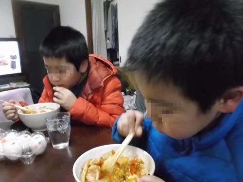 孫守&鶏むね肉の揚げ焼きねぎソース_f0019498_19582216.jpg