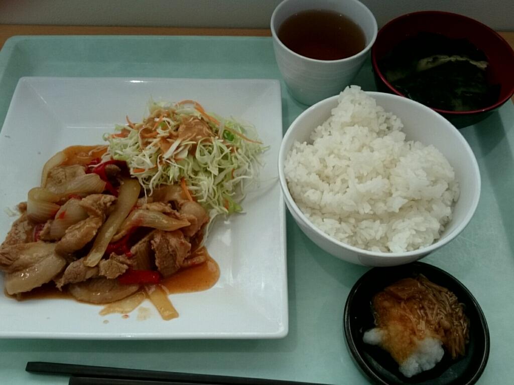 今日の昼食@会社Vol.898_b0042308_12335910.jpg