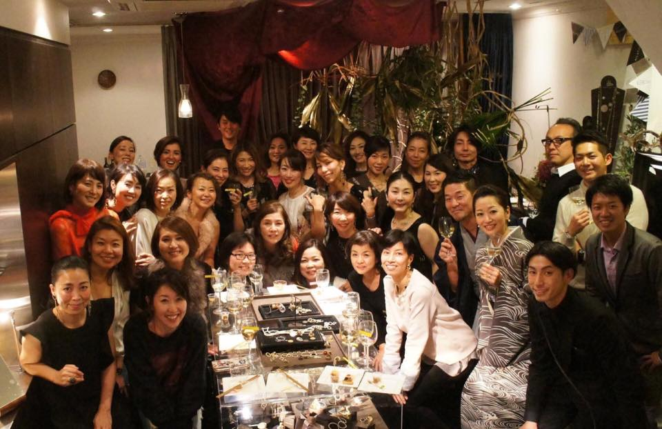AILA Christmas Party開催しました!_b0115615_1336380.jpg