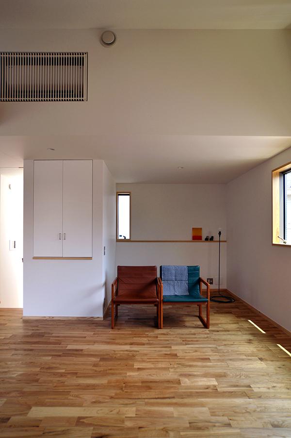 杉並の家の床下エアコン(3)_b0038919_16280474.jpg